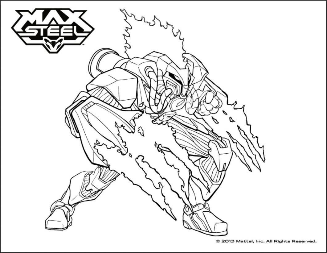 max steel - spielzeug rund um den neuen superhelden!