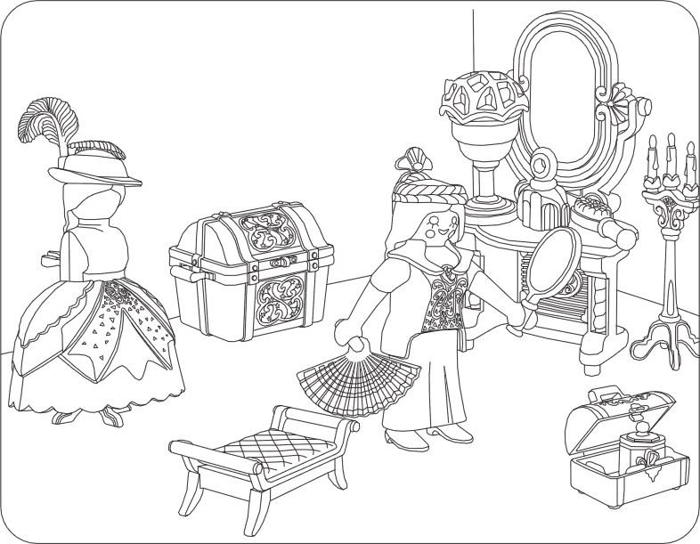 Ausmalen Macht Spass Alle Playmobil Malvorlagen