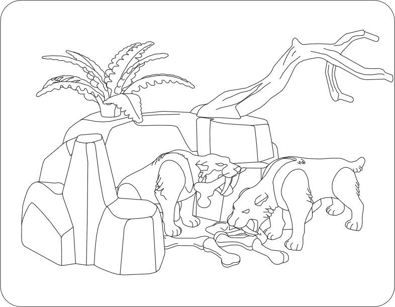 Malvorlagen Steinzeit Tiere My Blog