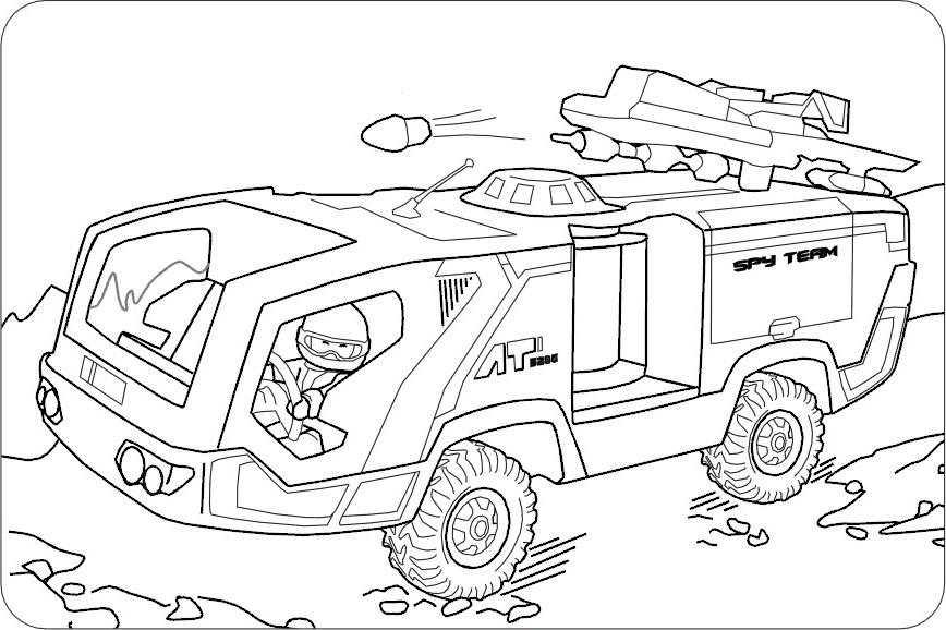 Ausmalen Macht Spaß Alle Playmobil Malvorlagen