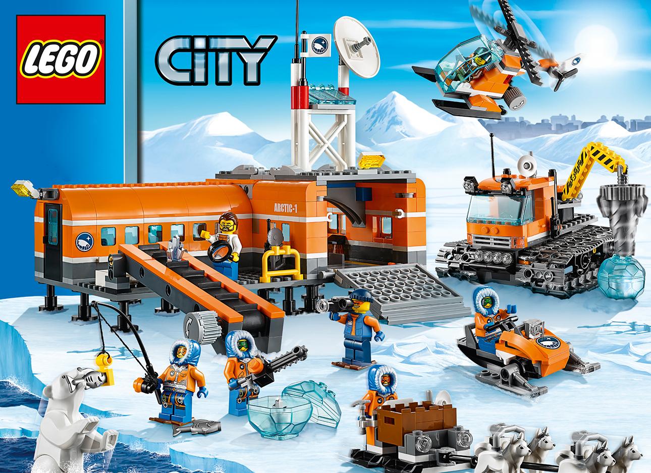 Malvorlagen Lego Arktis My Blog