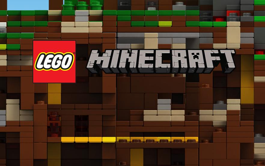lego minecraft creative box bauen bauen bauen. Black Bedroom Furniture Sets. Home Design Ideas