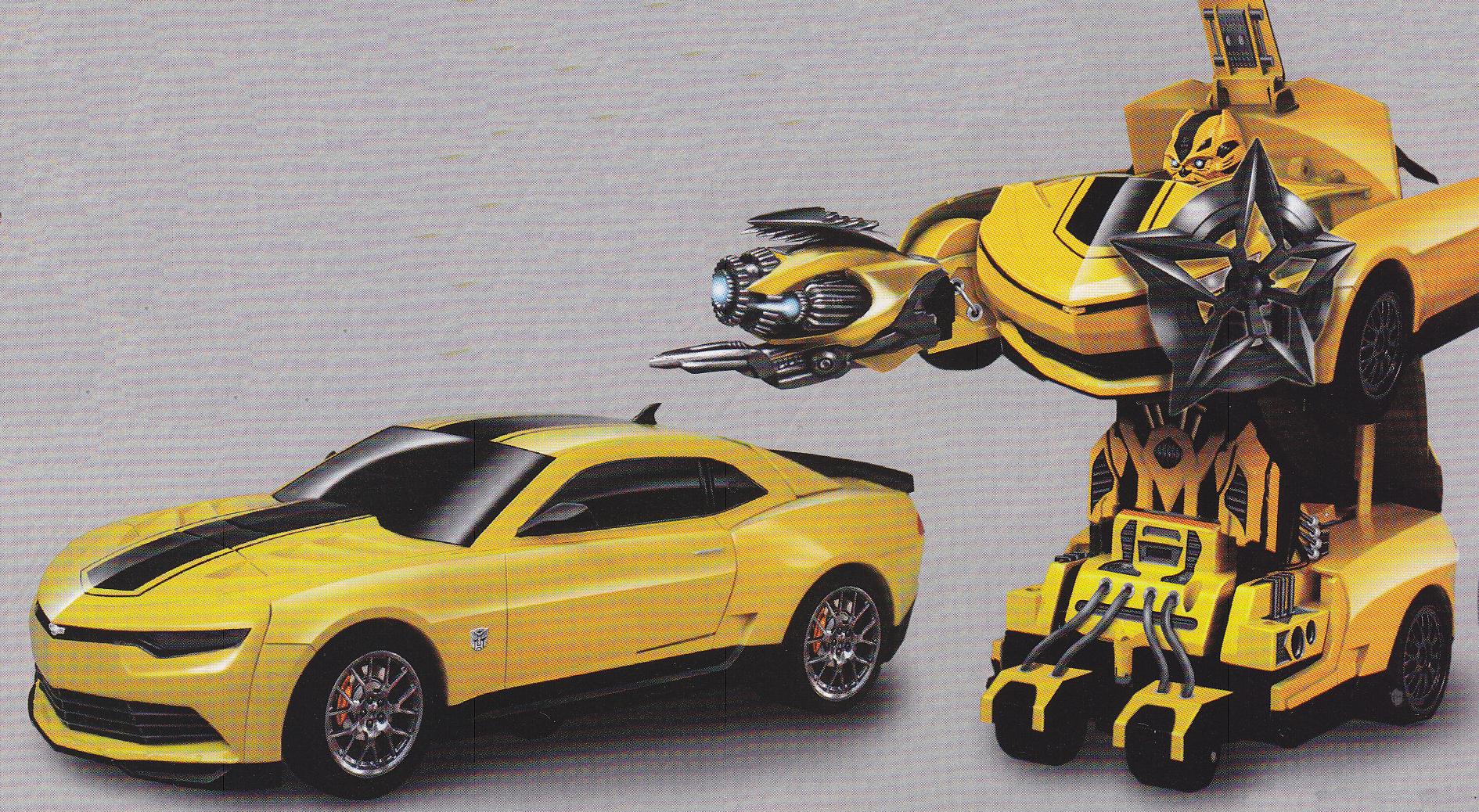 Rc transformers bumblebee eine neue Ära kann beginnen
