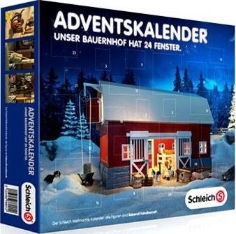 Weihnachtskalender Schleich Pferde.Schleich Adventskalender 2014 Tierische Weihnachten Im Schleich Land