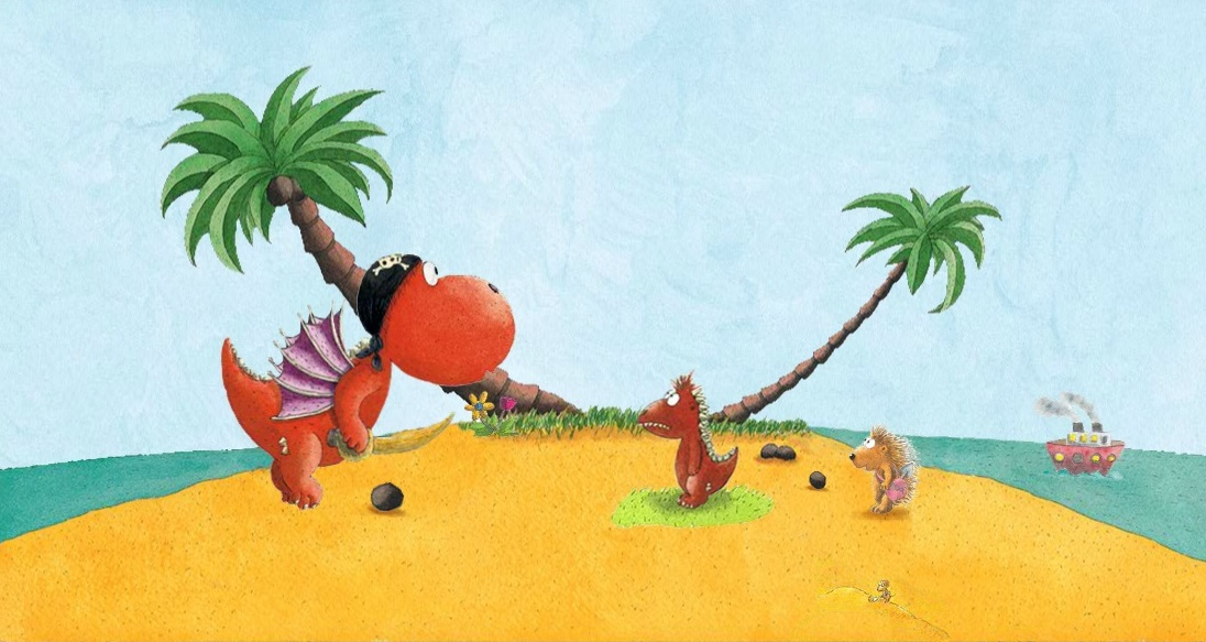 Der Kleine Drache Kokosnuss Spielzeug Vom Abenteuerlustigen Drachen