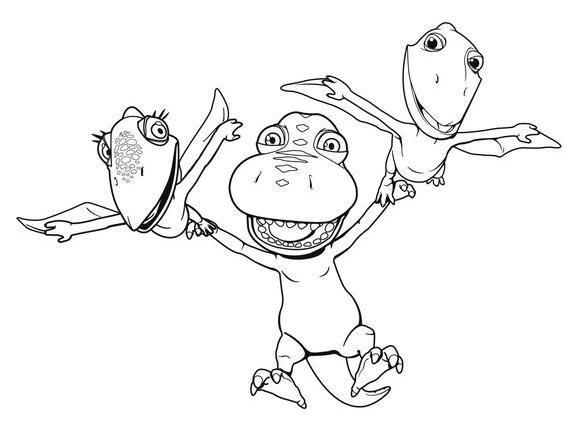 Dino Zug Spielzeug Zum Kleinen Dino Mit Den Großen Abenteuern
