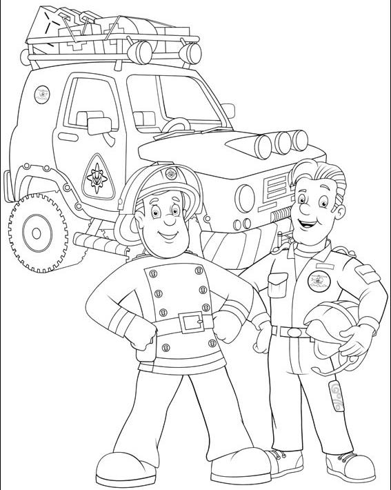 Feuerwehrmann Sam – Bereit für den nächsten Einsatz!