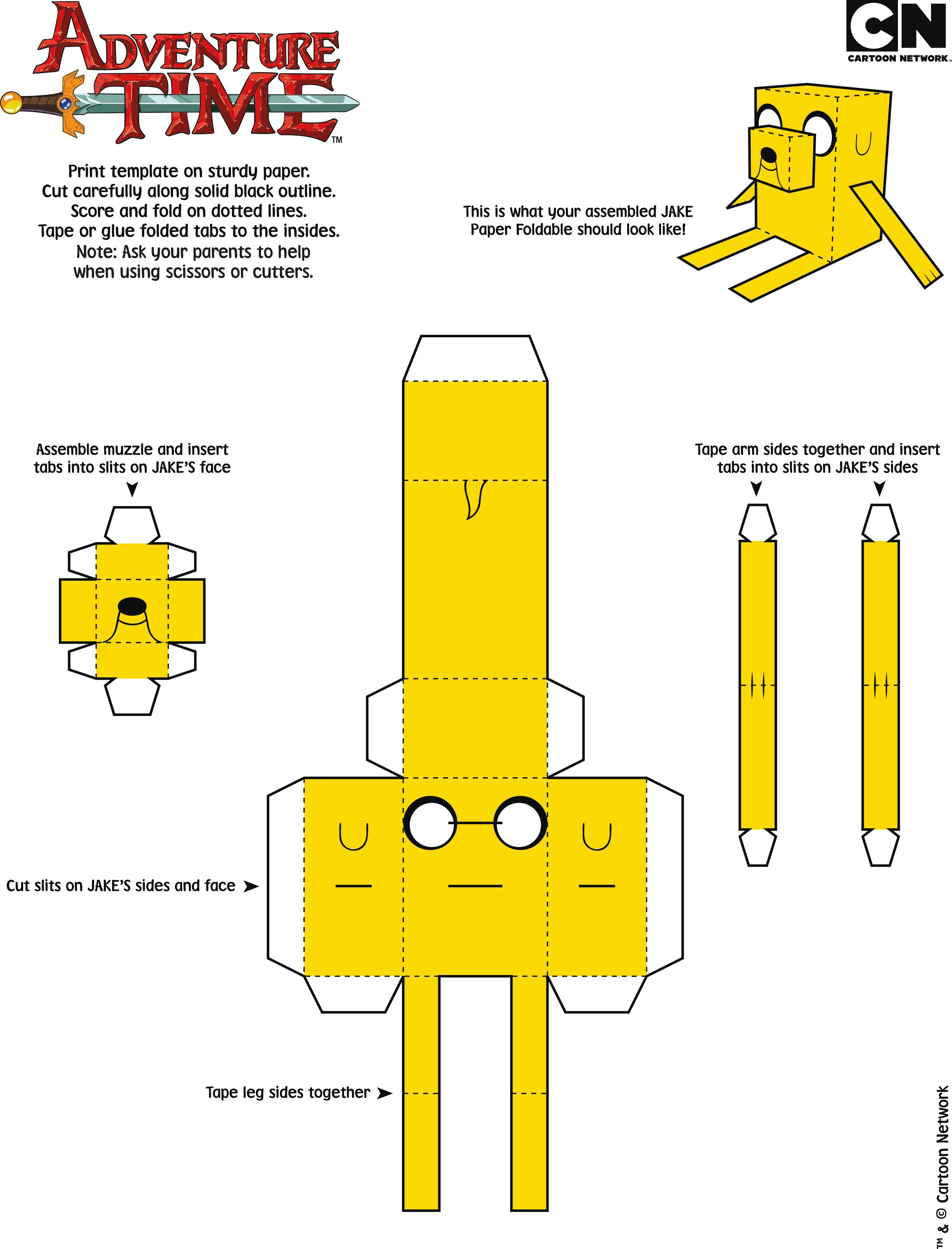 Adventure Time – Spielzeug für eine spannende Abenteuerzeit mit Finn ...