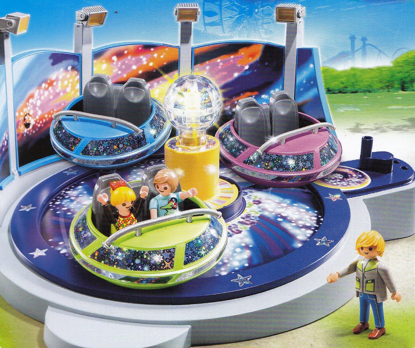 playmobil paket 5554 breakdancer mit lichteffekten 5556. Black Bedroom Furniture Sets. Home Design Ideas