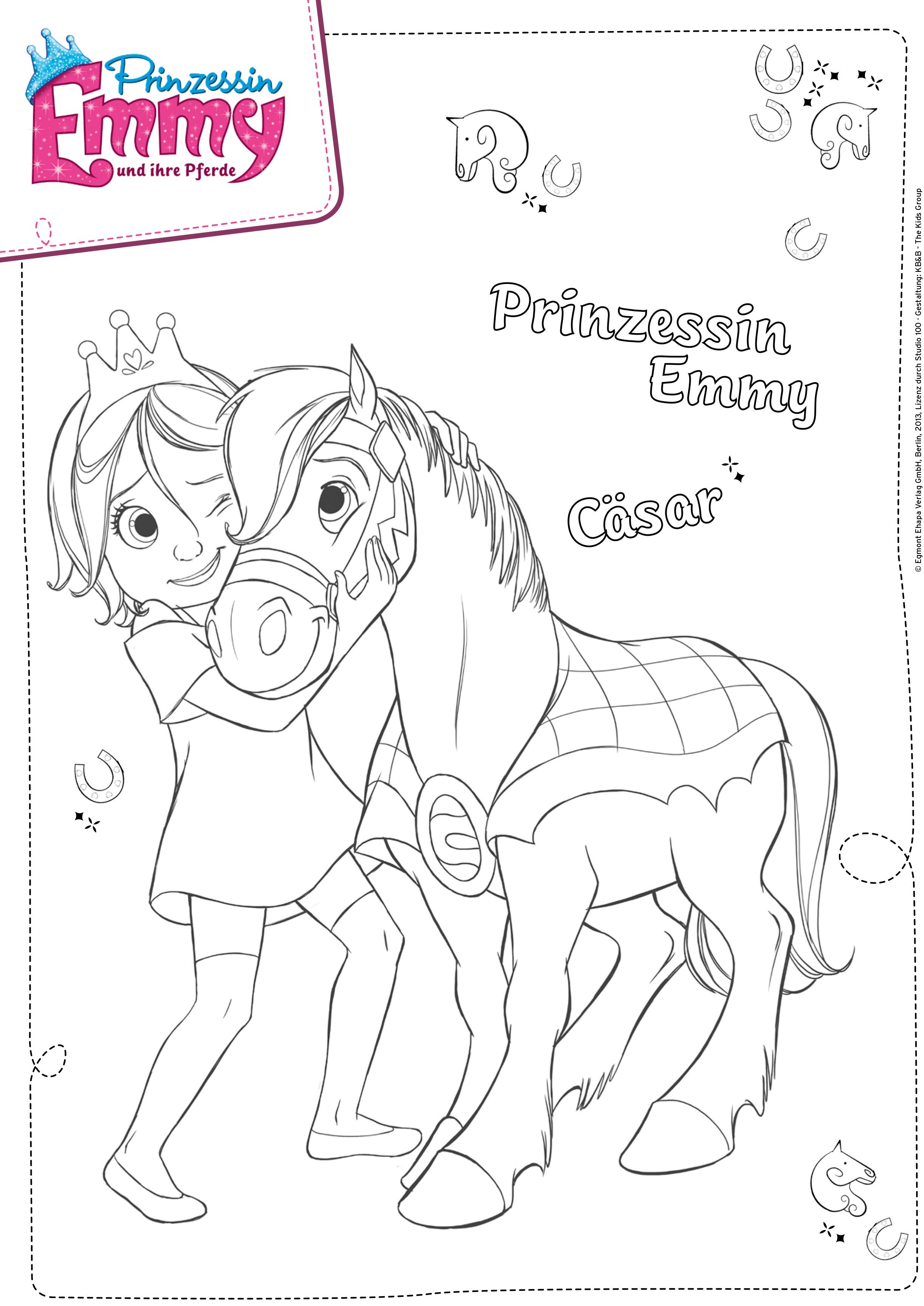 Prinzessin Emmy – Spielzeug von der kleinen Prinzessin mit dem