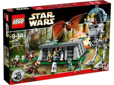 Lego Star Wars 8038 The Battle Of Endor Warum Wollen Alle Dieses