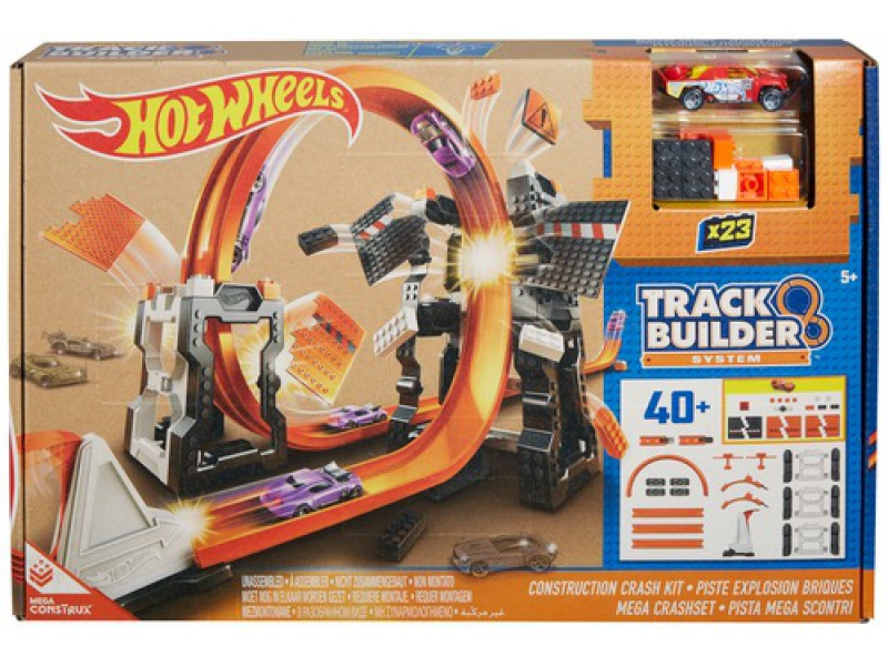 dww96 hot wheels track builder mattel dww960. Black Bedroom Furniture Sets. Home Design Ideas