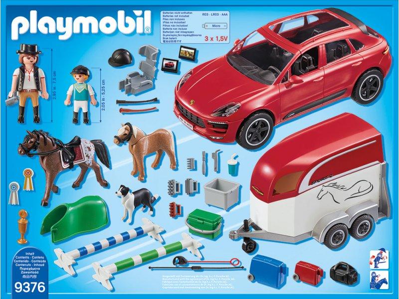 porsche macan gts porsche playmobil 9376. Black Bedroom Furniture Sets. Home Design Ideas