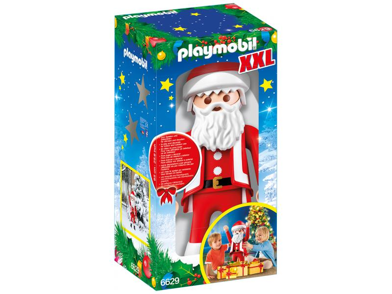 xxl weihnachtsmann 60 cm playmobil gro figur playmobil 6629. Black Bedroom Furniture Sets. Home Design Ideas
