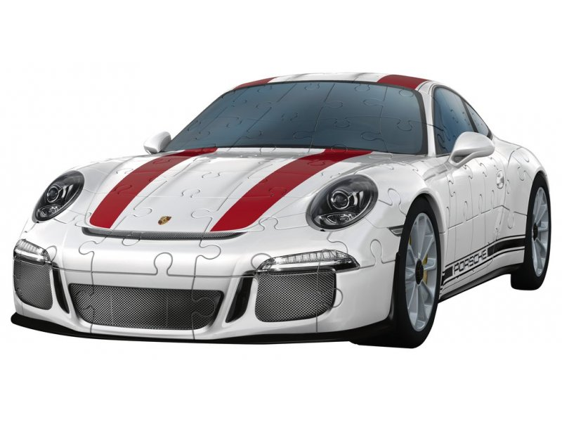 porsche 911 r 108 teile puzzleball ravensburger 125289. Black Bedroom Furniture Sets. Home Design Ideas
