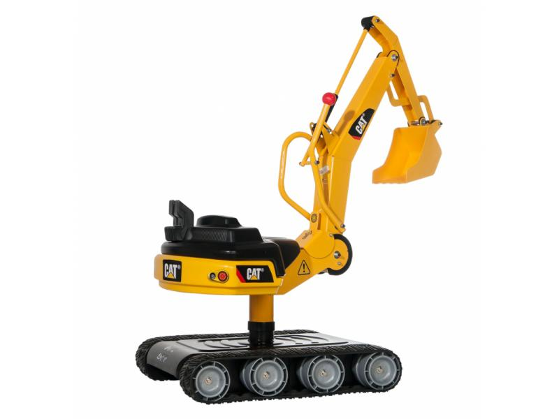 Rolly Toys Digger Cat