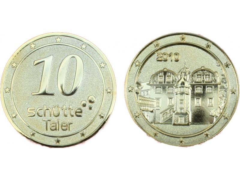 Schütte Taler 10 1000