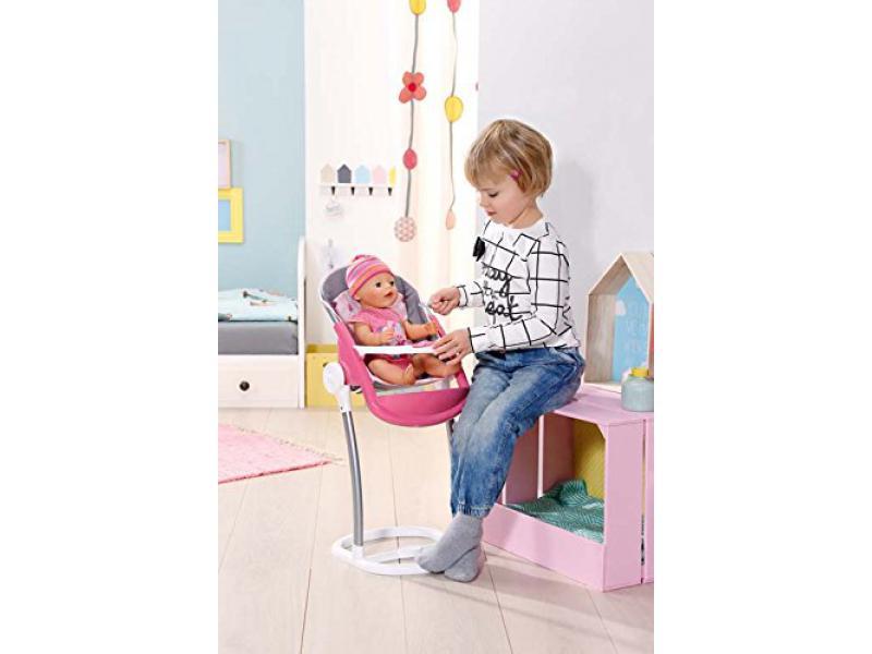 baby born hochstuhl zapf creation 822272. Black Bedroom Furniture Sets. Home Design Ideas